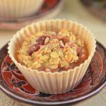 Muffinki z płatków owsianych bez mąki i tłuszczu