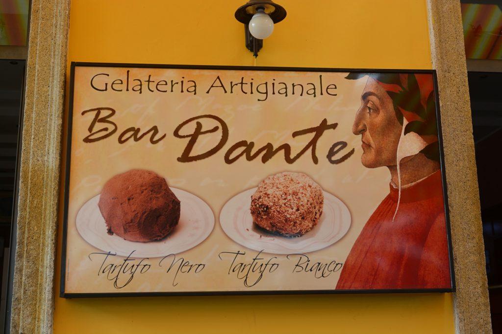 Bar dante tartufo