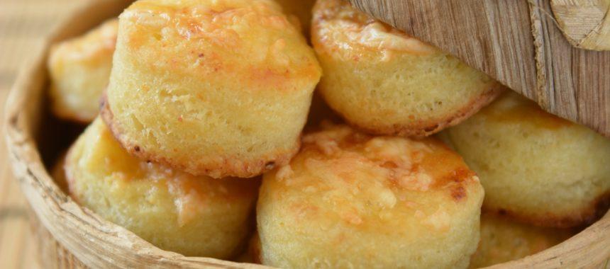 Pogacze serowe – węgierskie słone ciasteczka