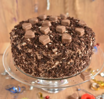 czekoladowy tort pralinowy