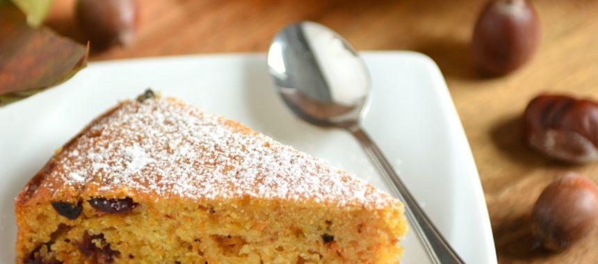 Wilgotne ciasto marchewkowe na oleju