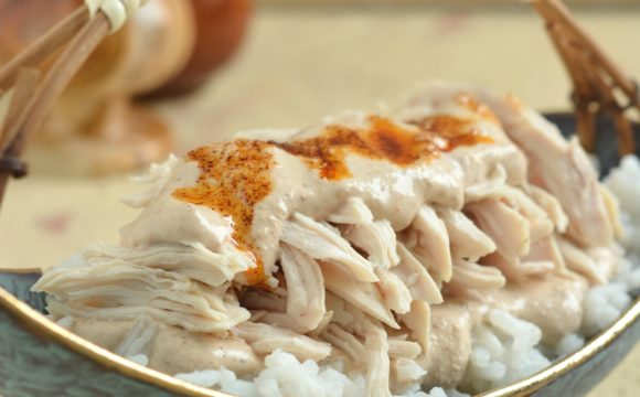 kurczak po turecku