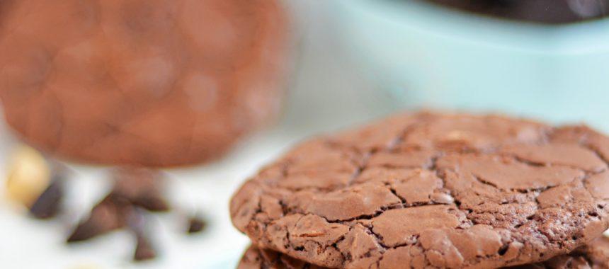 Ciastka a'la mini brownie