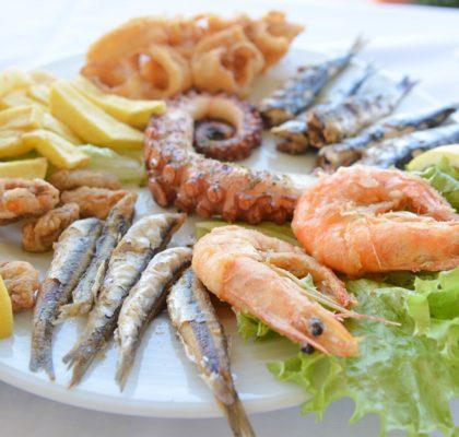 owoce morza grecja