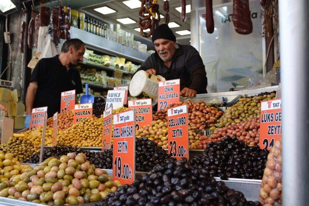 oliwki w turcji