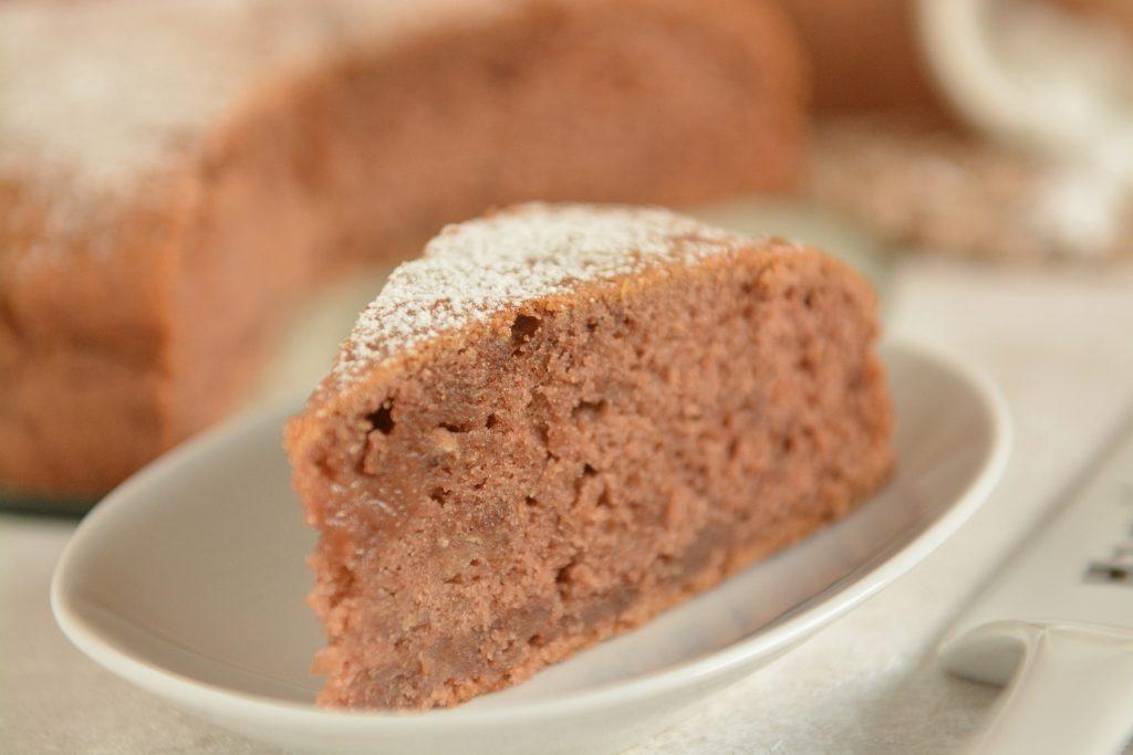 Ciasto z cukinii z kakao