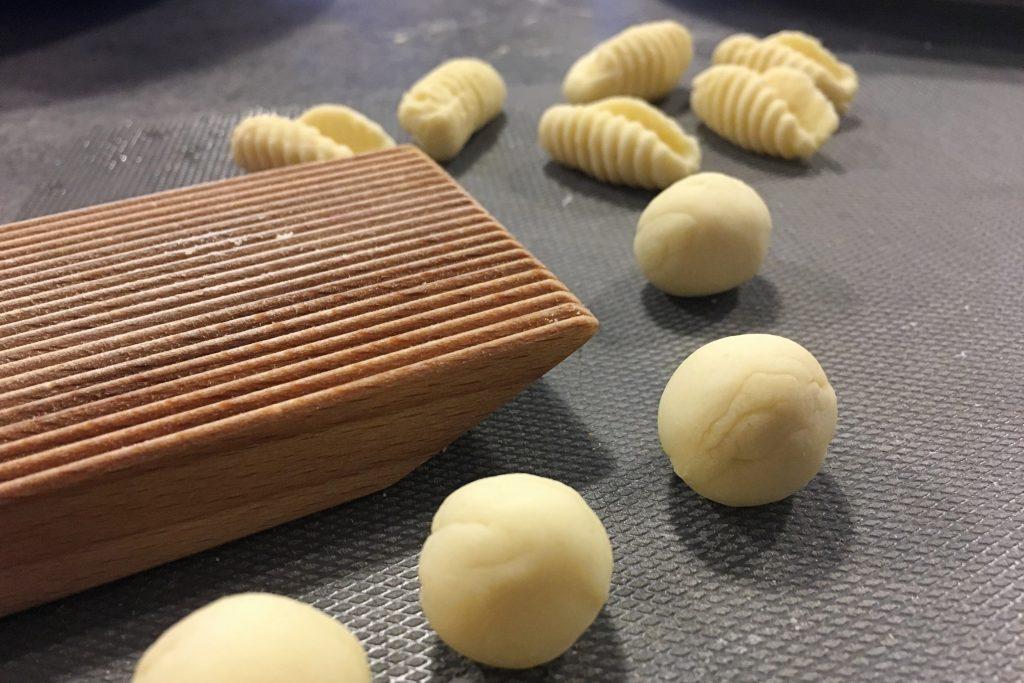 Wegański makaron z semoliny