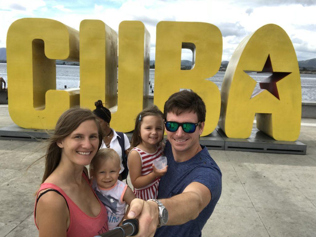 Kuba z dziećmi