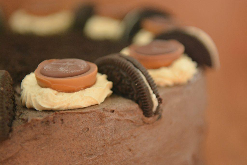 czekoladowy Tort Oreo