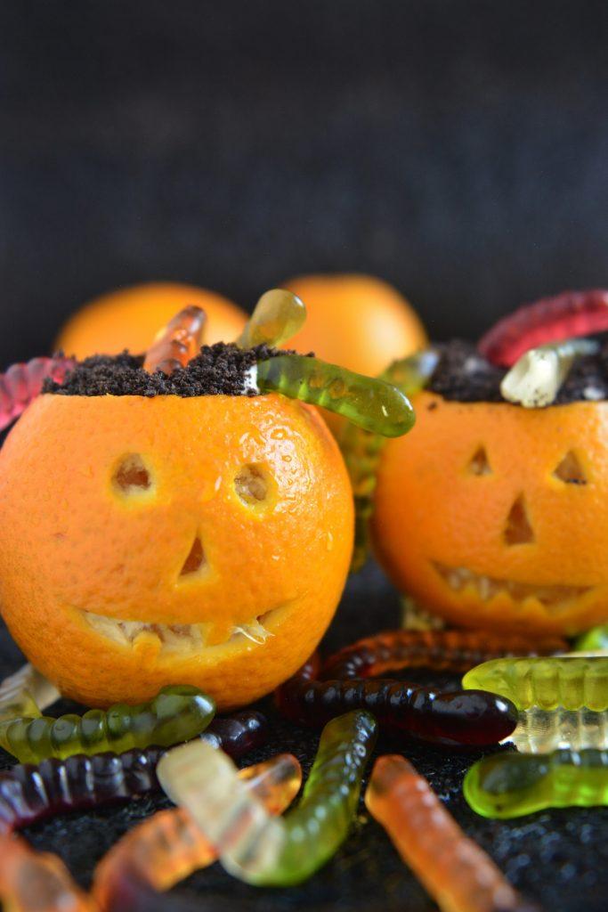 Słodkie pomysły na Halloween