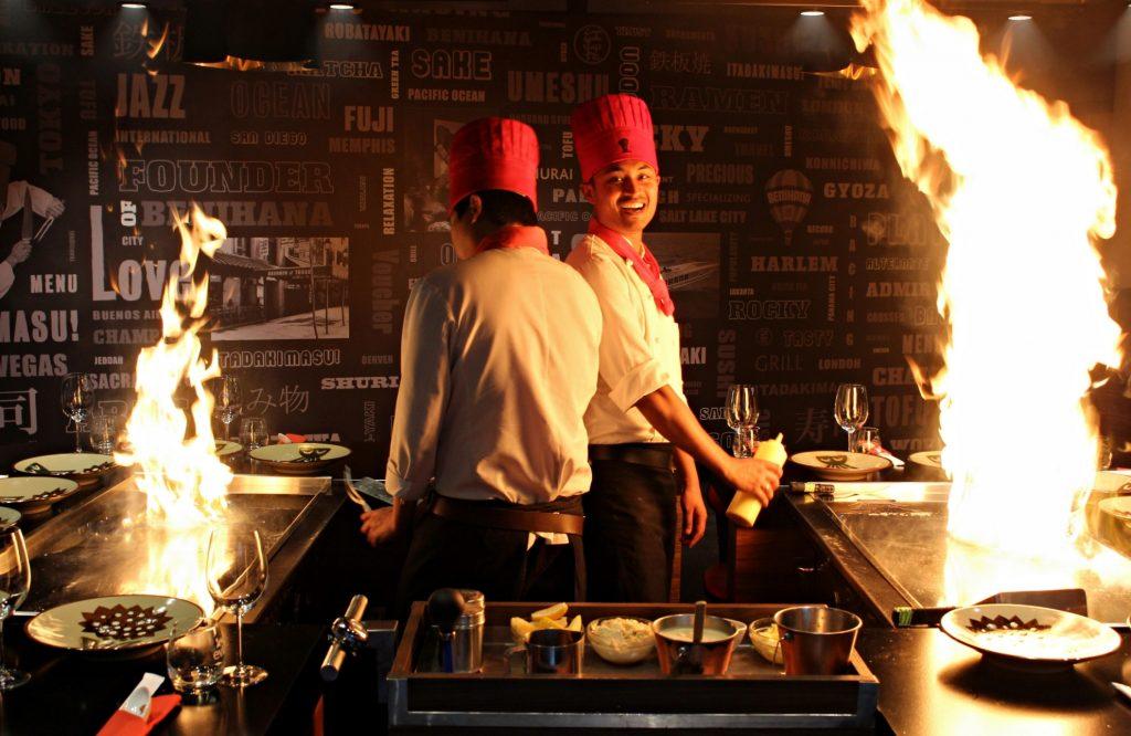 kulinarne show prezent