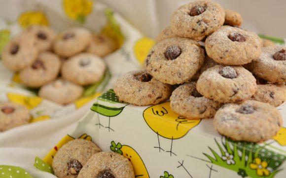 włoskie ciasteczka na wielkanoc frigolotti