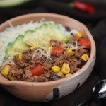 Chilli con carne jak w Meksyku