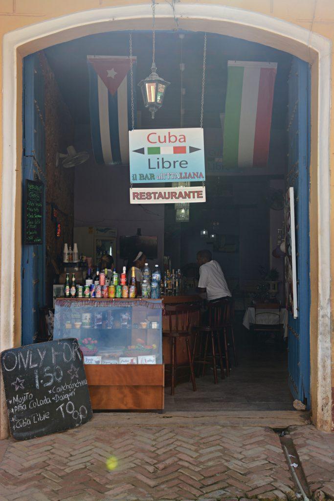 drinki na kubie kuba kulinaria