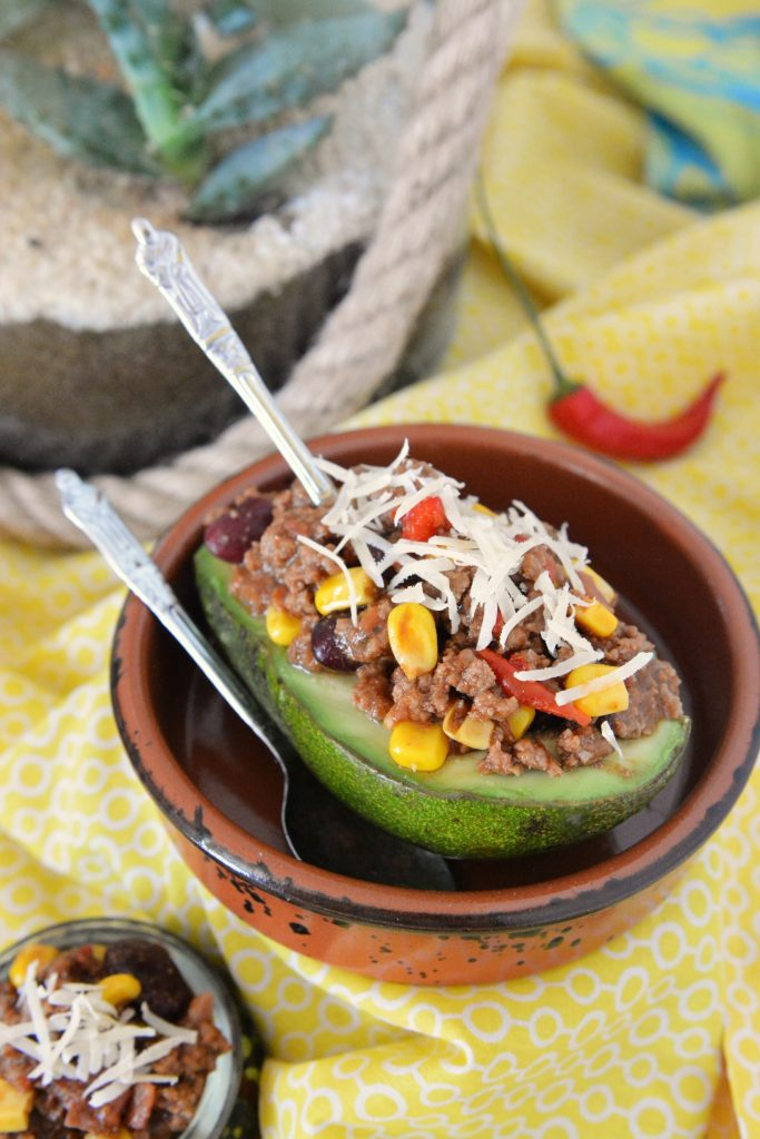 Szybkie chilli con carne