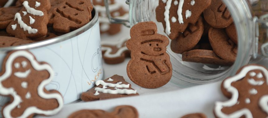 Rewelacyjne pierniczki świąteczne
