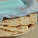 Indyjskie placki chapati