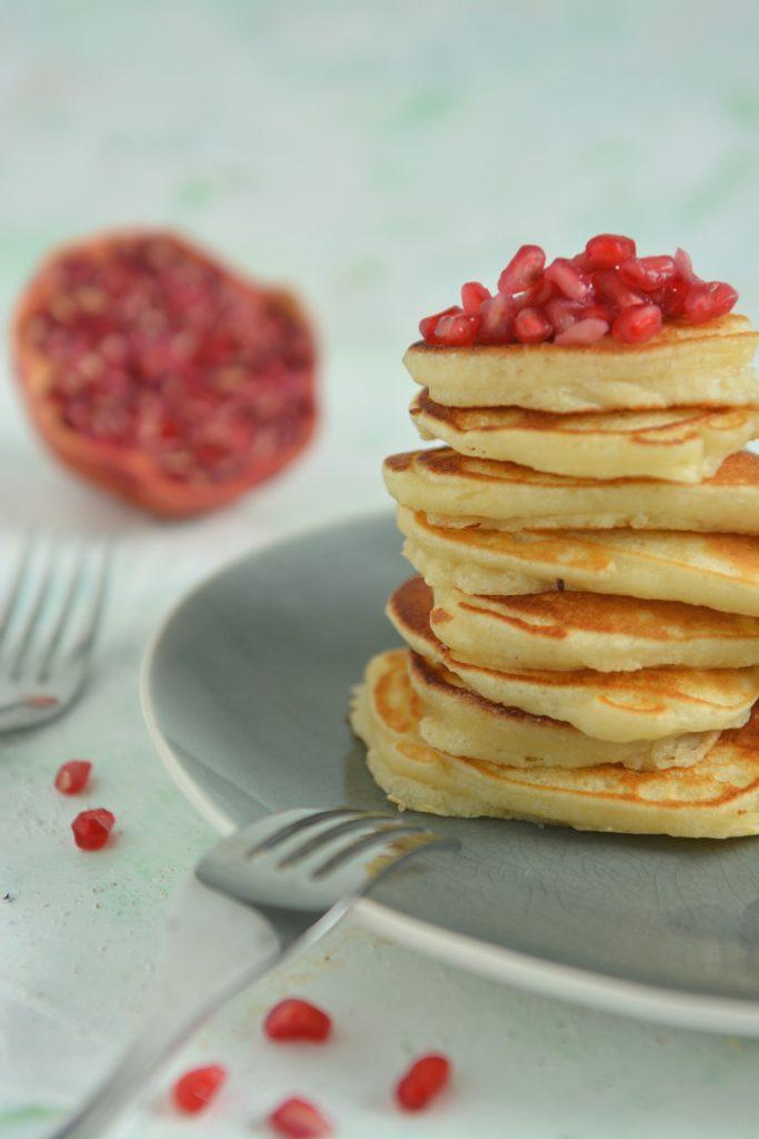 Najlepsze pancakes amerykańskie z zsiadłym mlekiem