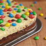 rewelacyjne Brownie M&Ms ciasto