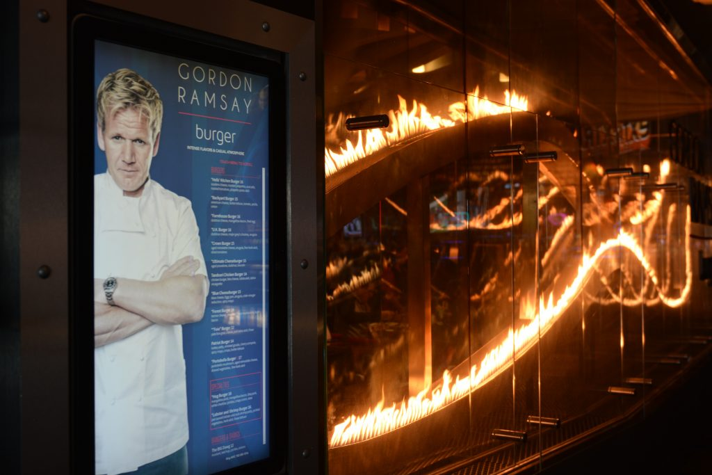 Gordon Ramsay Burger