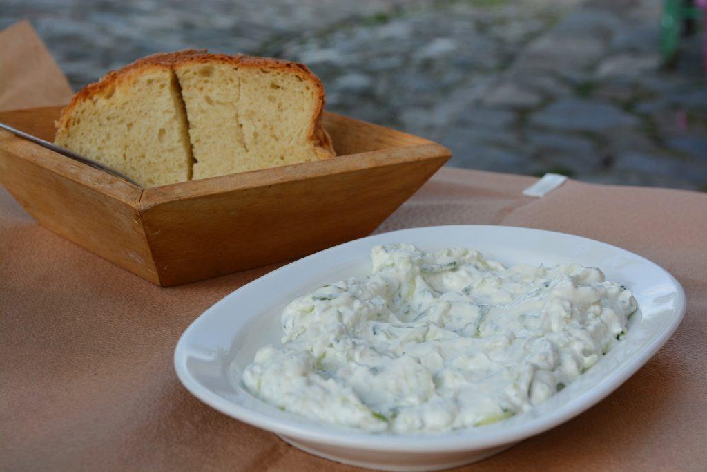 kuchnia grecka Tzatziki