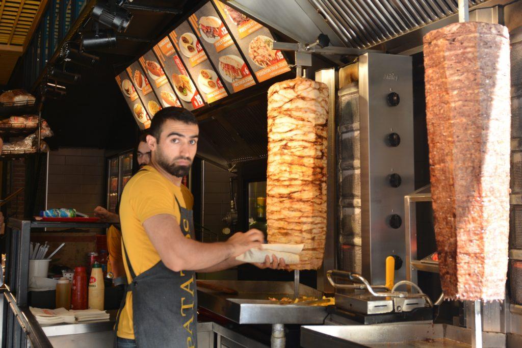 turecki kebab