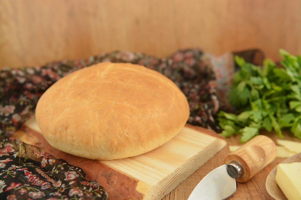 Chleb na drożdżach suchych