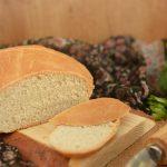 Chleb pszenny na drożdżach suchych