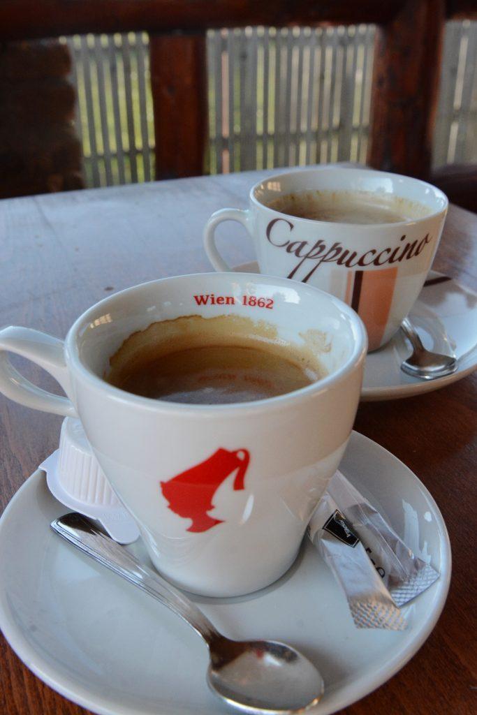 kawa w rumunii