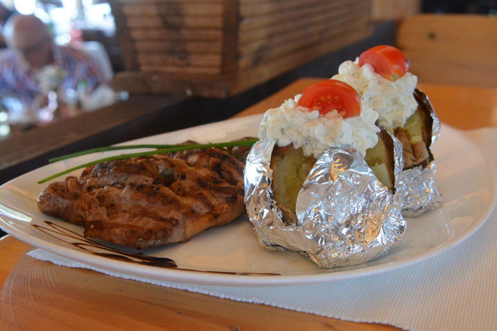 mięso z grilla gratar
