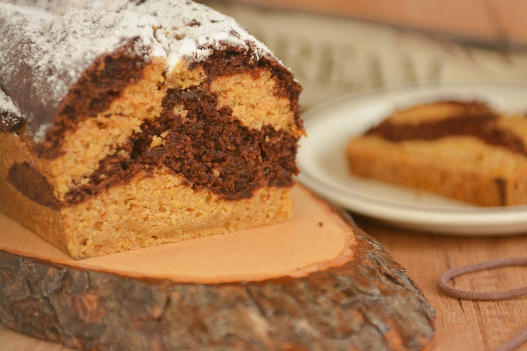 Ciasto czekoladowe z dynią