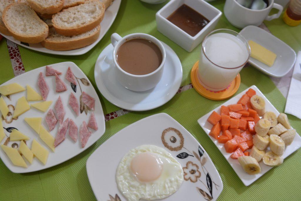 kuba śniadania