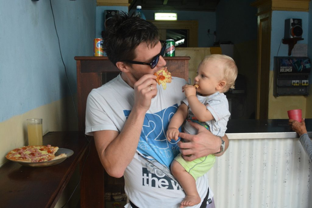 kubańska pizza
