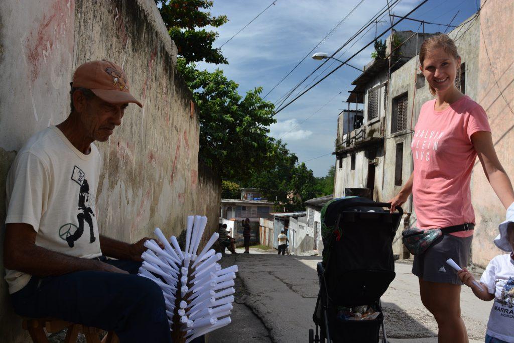 przekąski uliczne na kubie