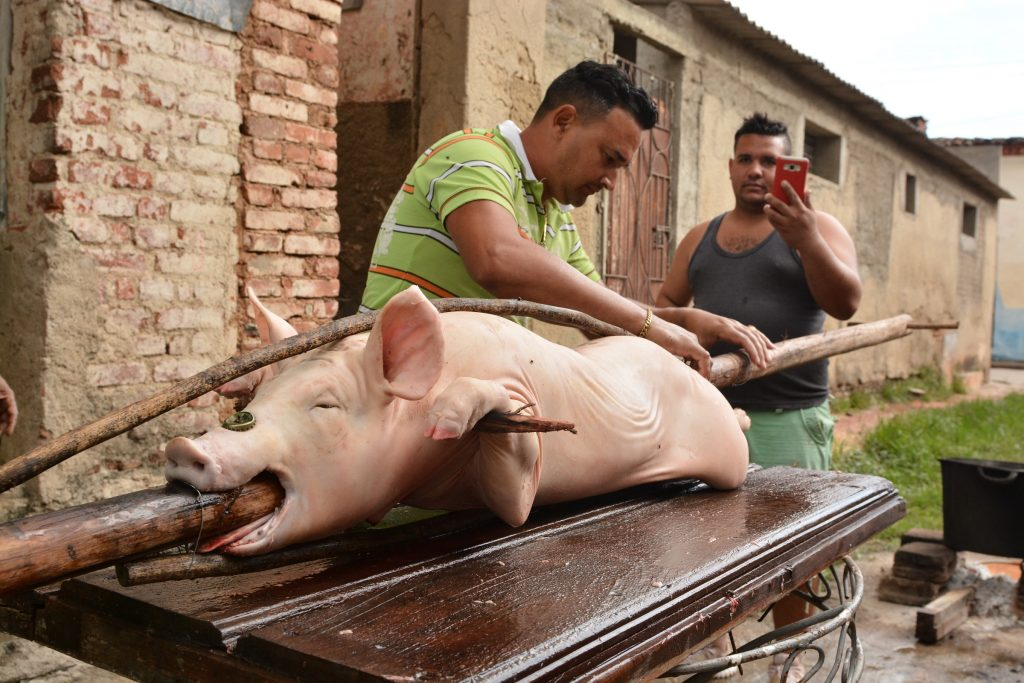 tradycyjna kuchnia kubańska