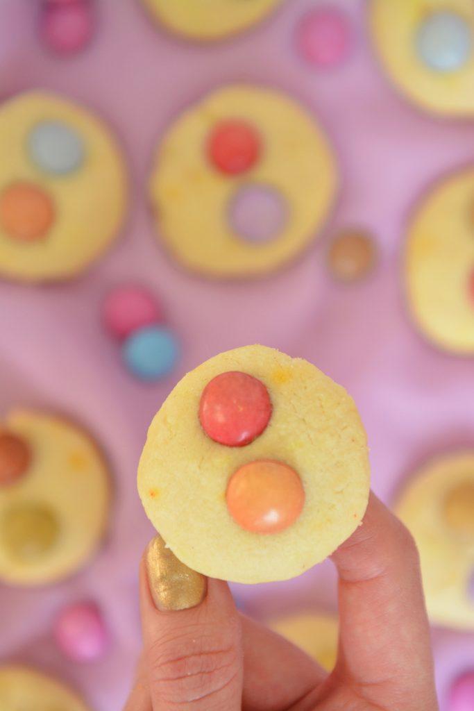 piegowate ciasteczka kruche dla dzieci