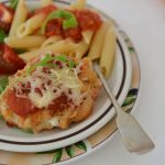 Kurczak pod pomidorową pierzynką