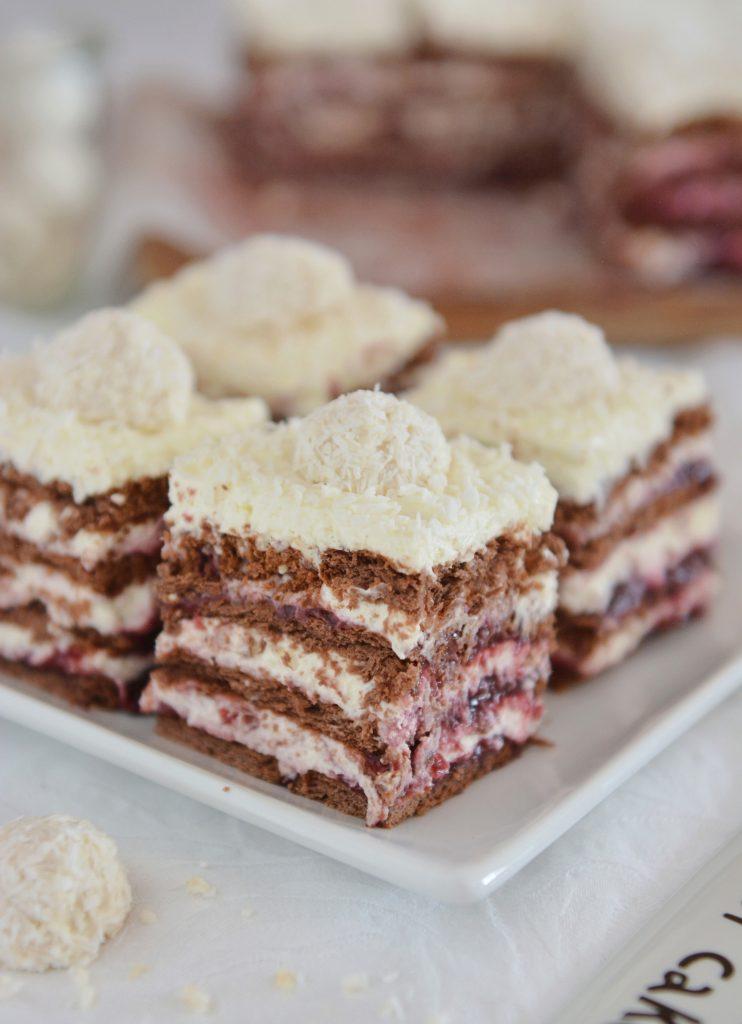 ciasto na święta bez pieczenia