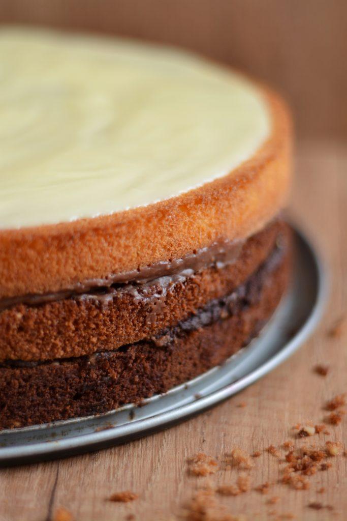 Deserki-Ciasta-torcik potrójnie czekoladowy