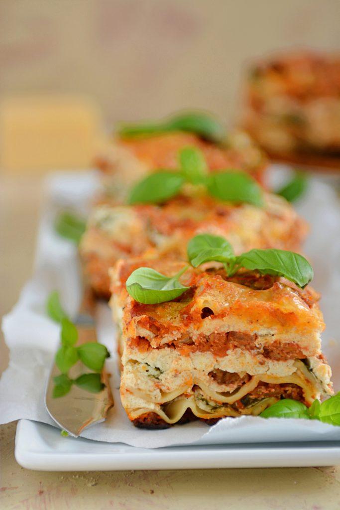 Obiady-makaron-lasagne ze szpinakiem1