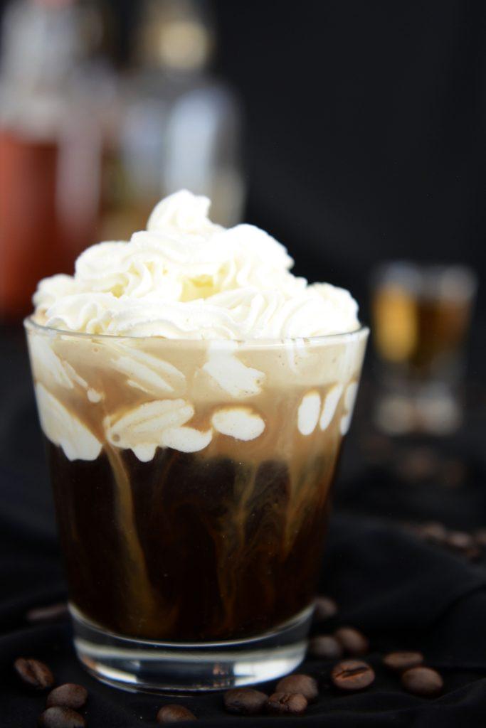 Kawa po irlandzku Irish coffee