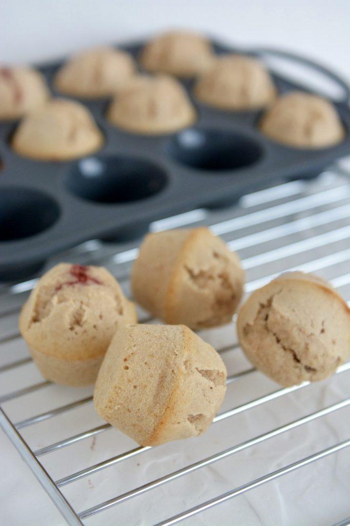 Muffinki na tłusty czwartek