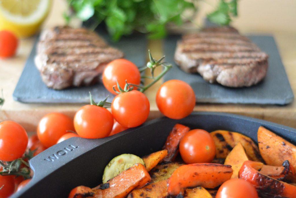 potrawy z patelni grillowej proste przepisy