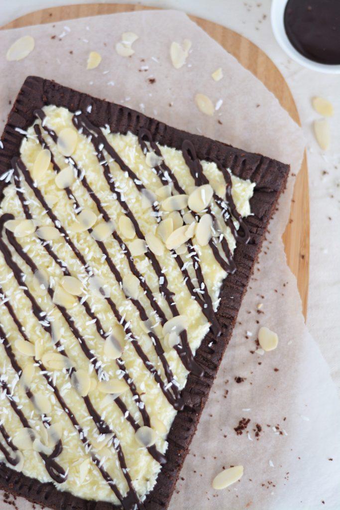kakaowy spód do mazurka