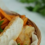 Fish and chips przepis zdrowsza wersja