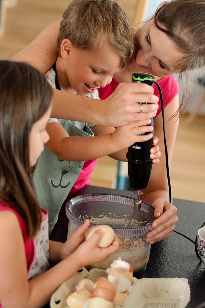 gotowanie z dziećmi przepisy
