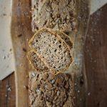 Pszenno – żytni chleb na zakwasie