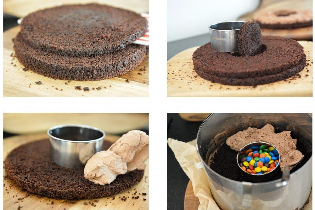 jak zrobić tort niespodzianka mms