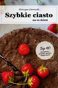 e-book szybkie ciasto