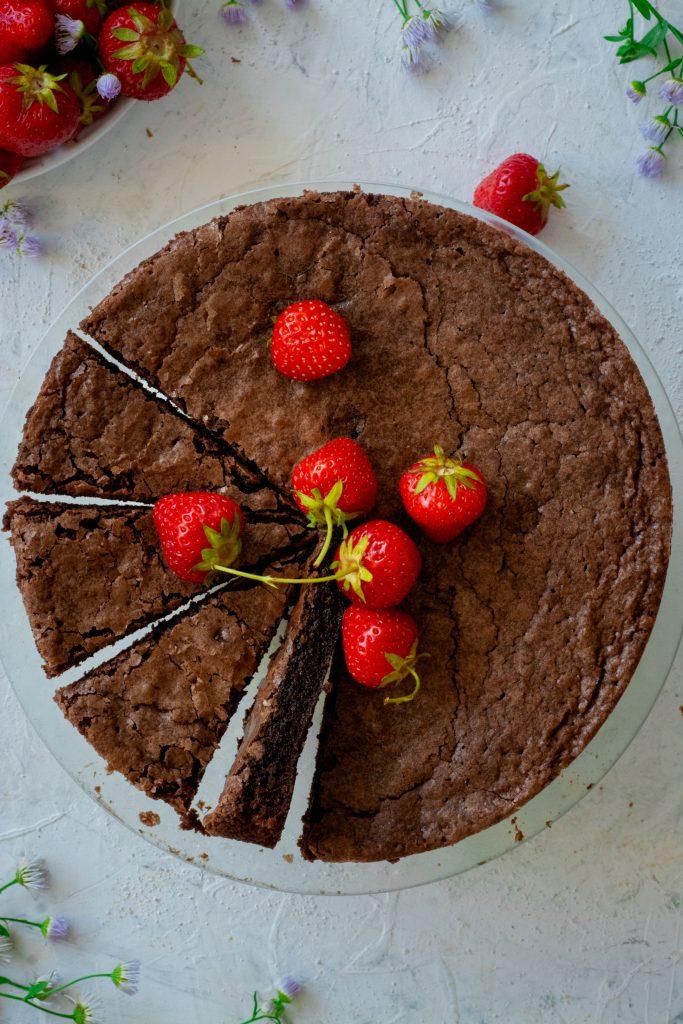 mKladdkaka, czyli brownie po szwedzku